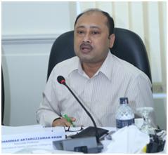 Assoc. Prof. Dr. Mohammad Aktaruzzaman Khan